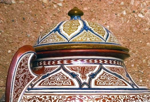 Керамика из Патерна