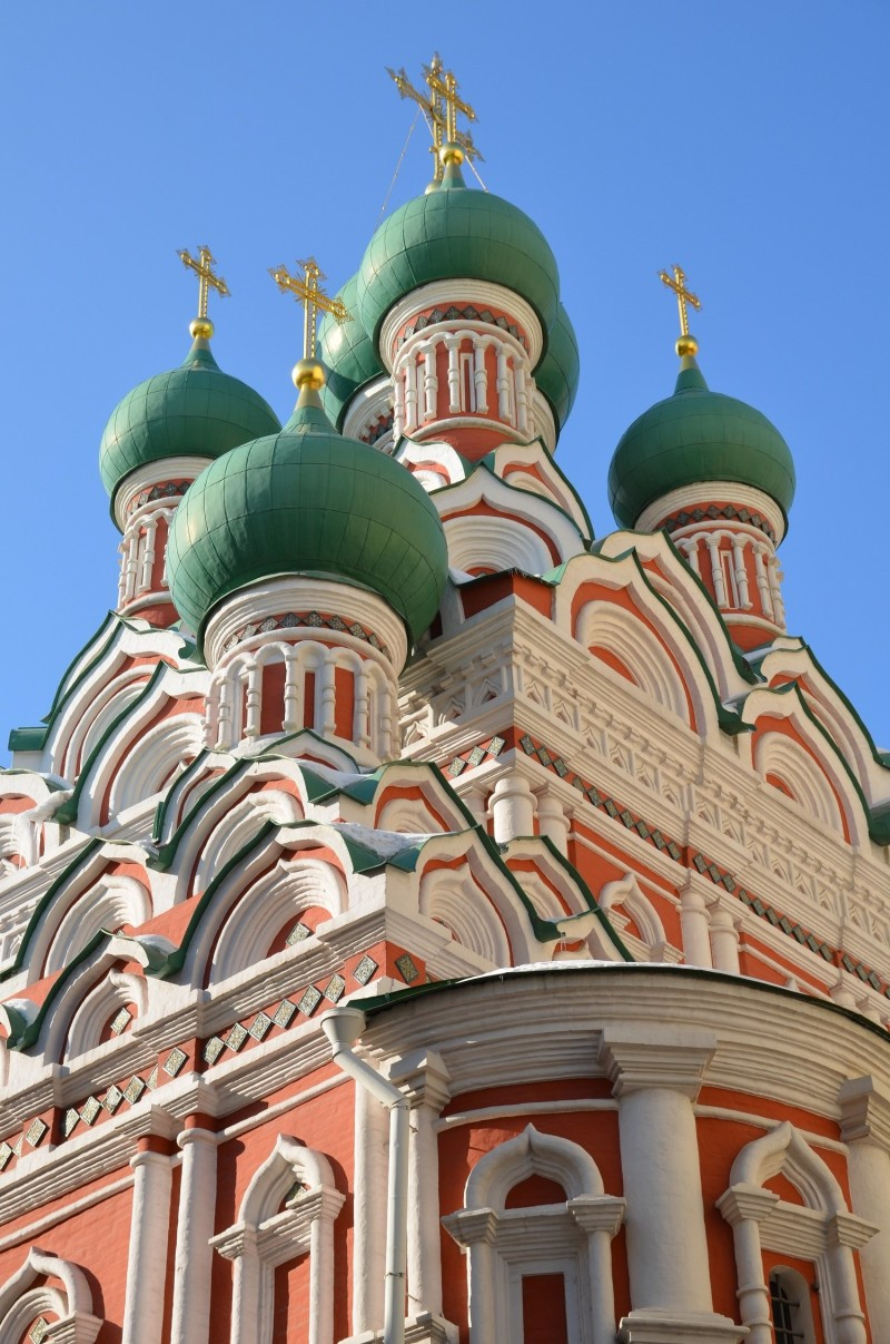 Церковь Живоначальной Троицы в Никитинках