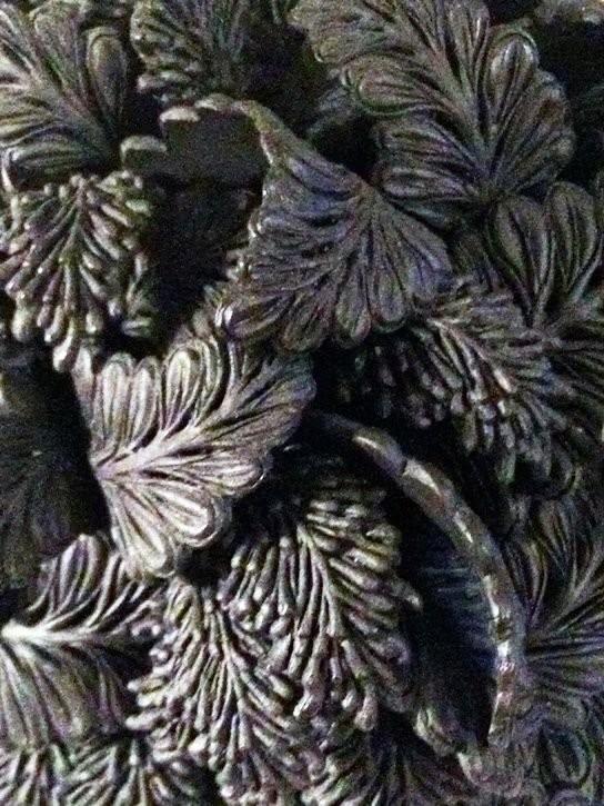 Флористические фарфоровые вазы Хитоми Хосоно