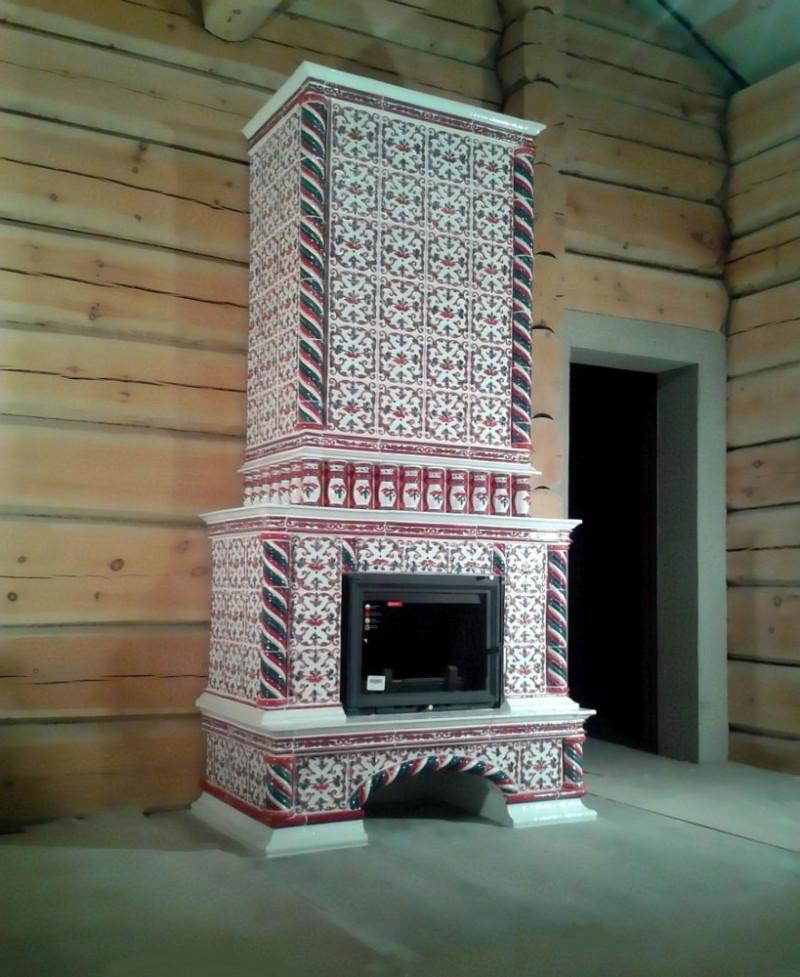 Боярский камин