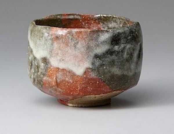 Красная чаша Раку. 1890. Раку Коню